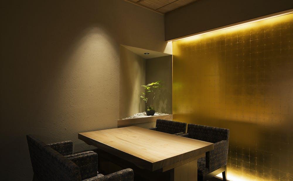 江戸前 服部の個室