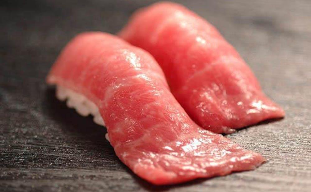 西麻布 鮨葵の鮨