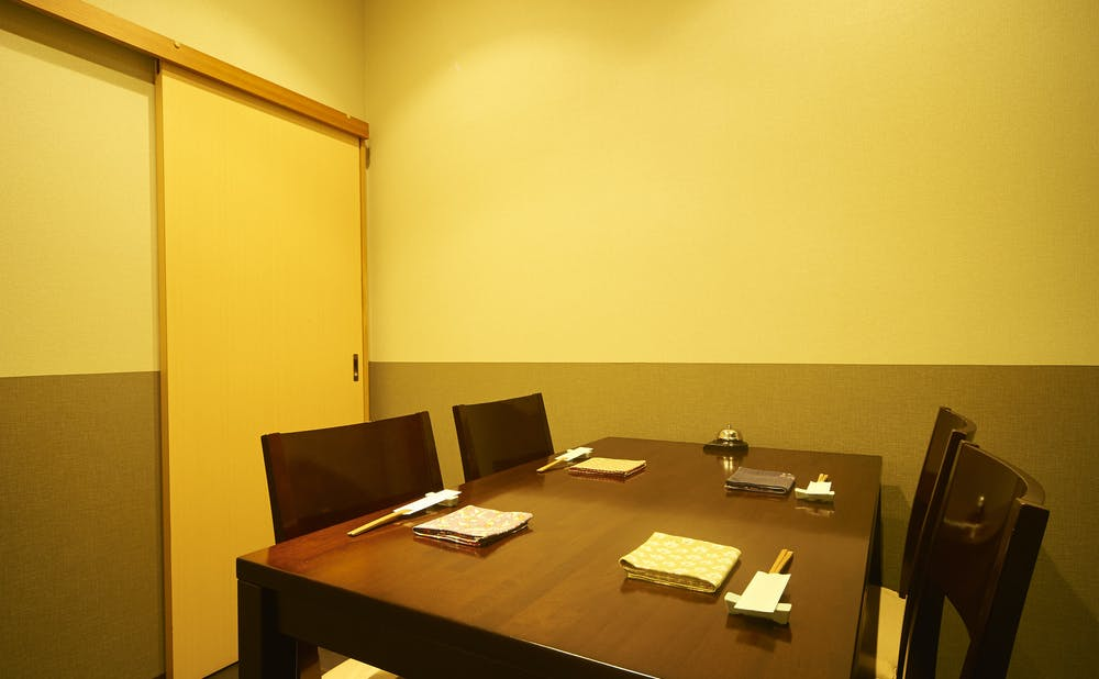 恵比寿ほしの個室