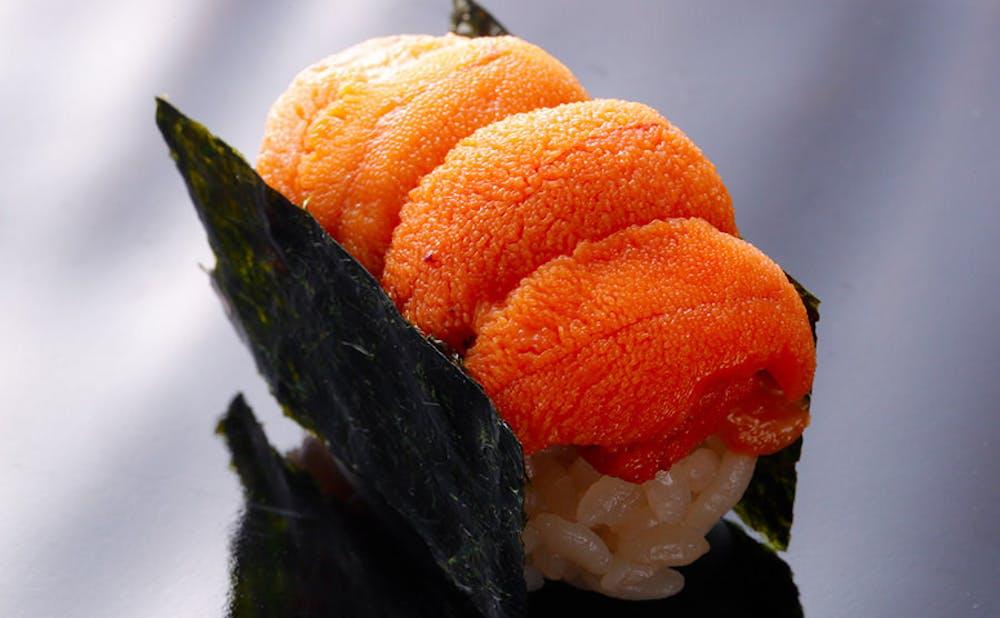 後楽寿司 やす秀の鮨