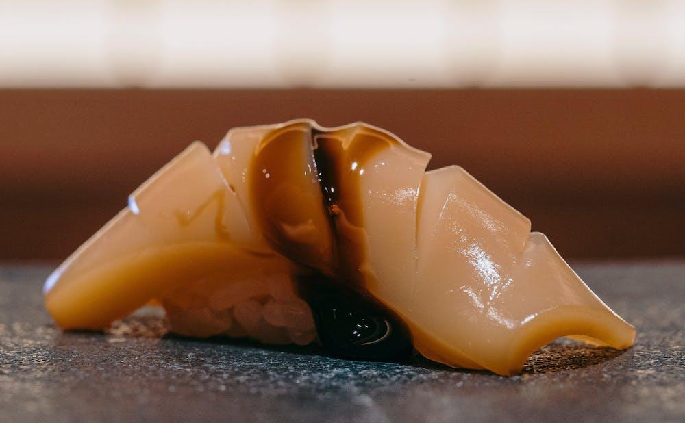 青山 鮨 ふく江の鮨