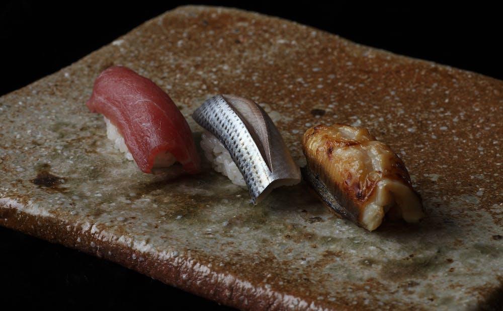 鮨 かねさか/パレスホテル東京の鮨