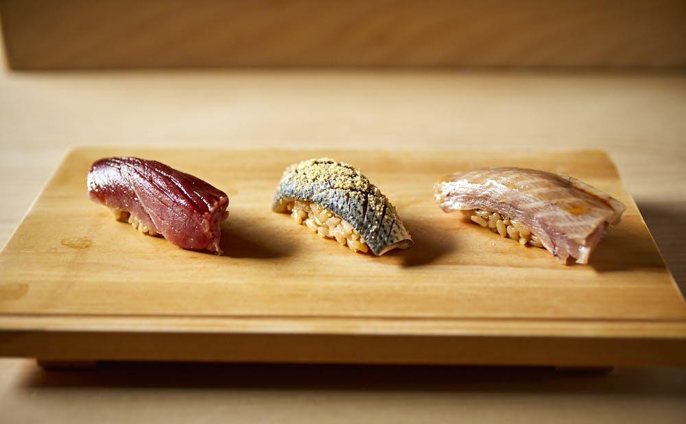 鮓 村瀬の寿司