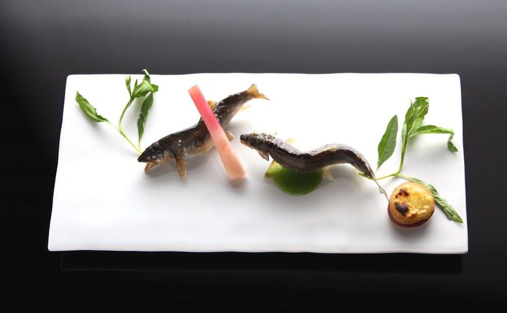 「赤坂浅田」の料理