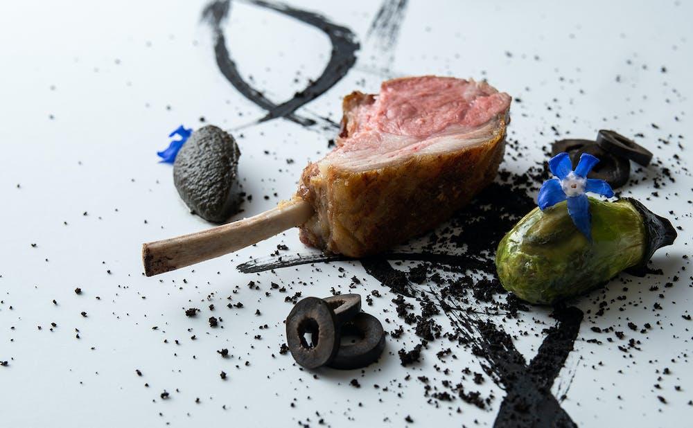 「アルジェント」の料理