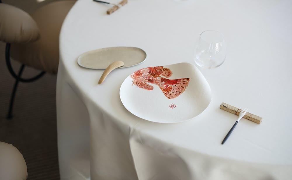 「エステール/パレスホテル東京」の料理