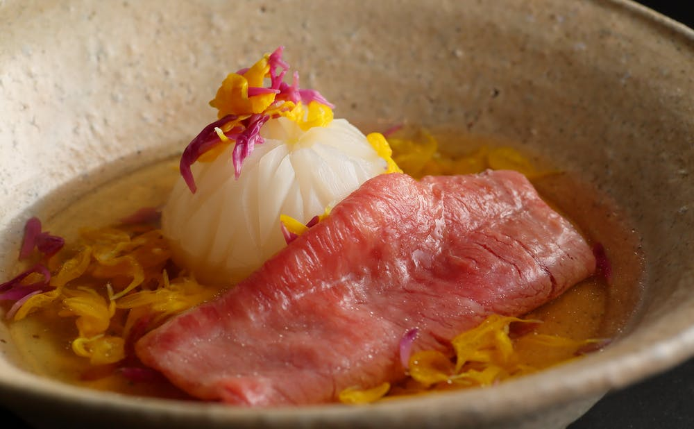 日本焼肉はせ川 表参道店の肉料理