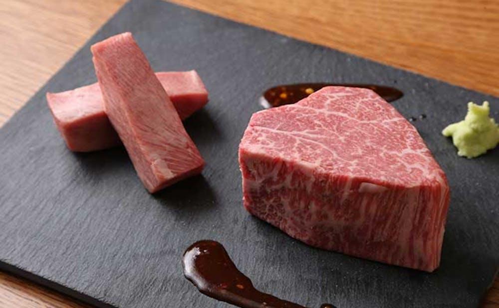 誇味山自慢のお肉