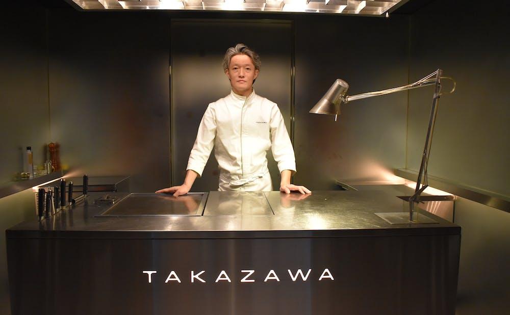 Takazawaのオーナーシェフ・高澤義明氏
