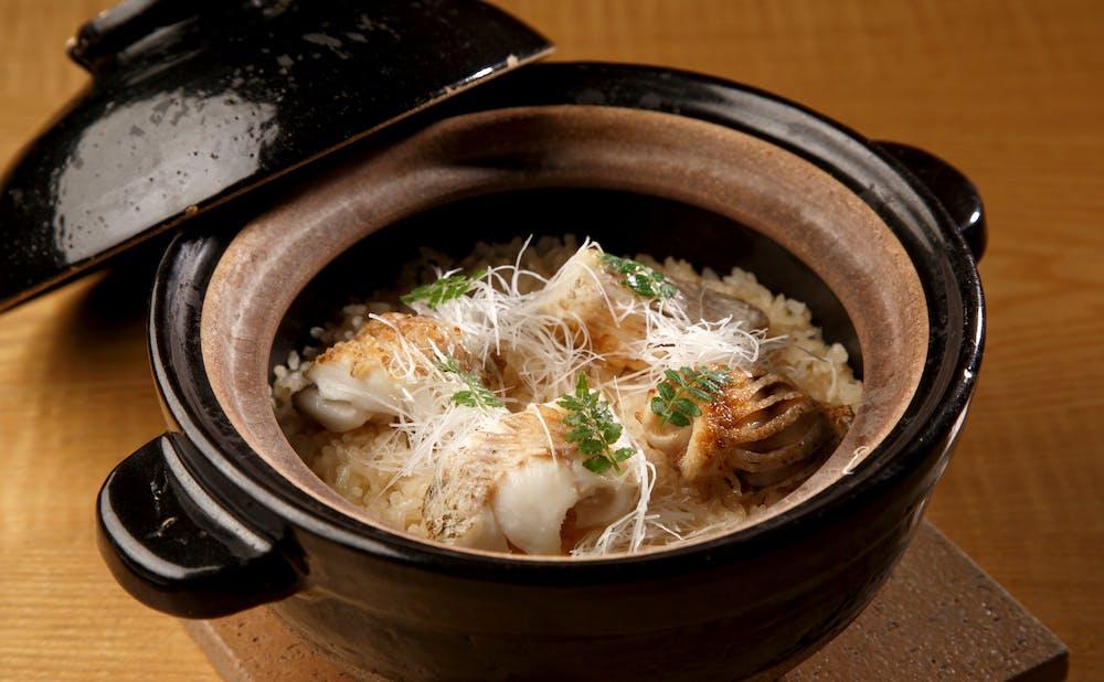 赤坂 四季庵 よう悦の料理