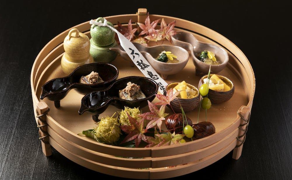 よし澤のお料理