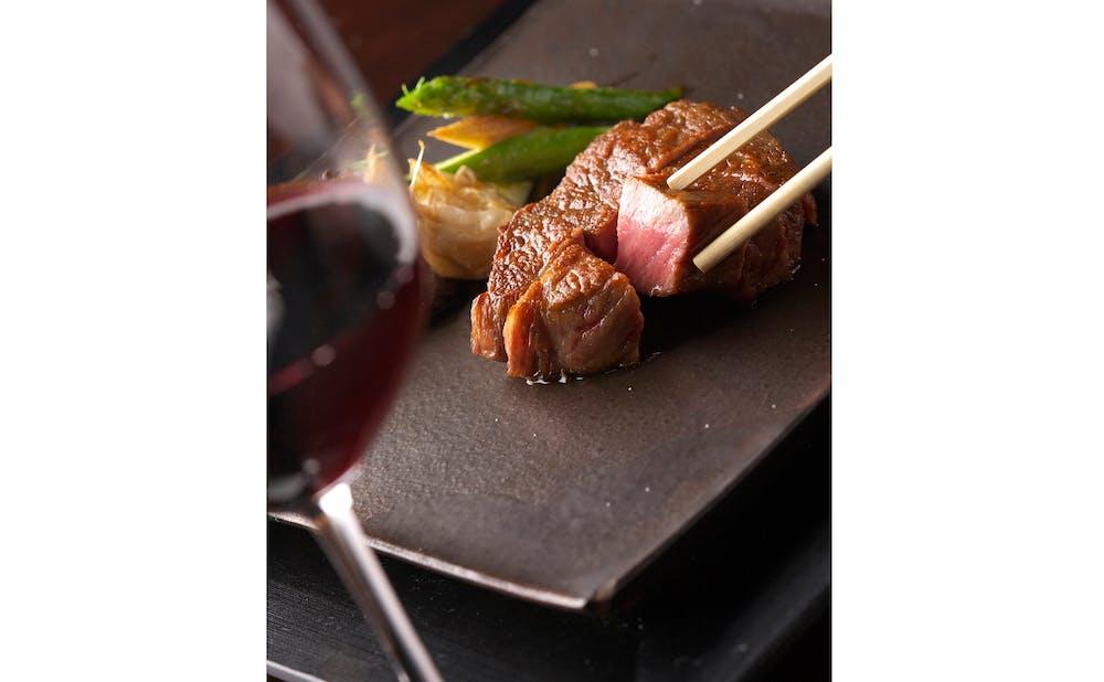 MASQの肉料理