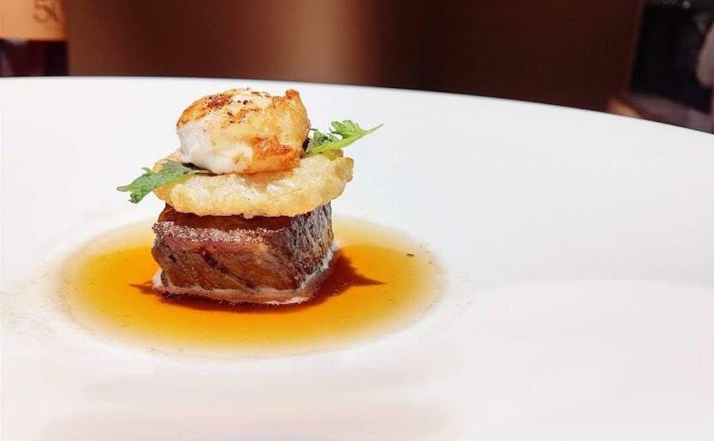 「長谷川稔」の料理