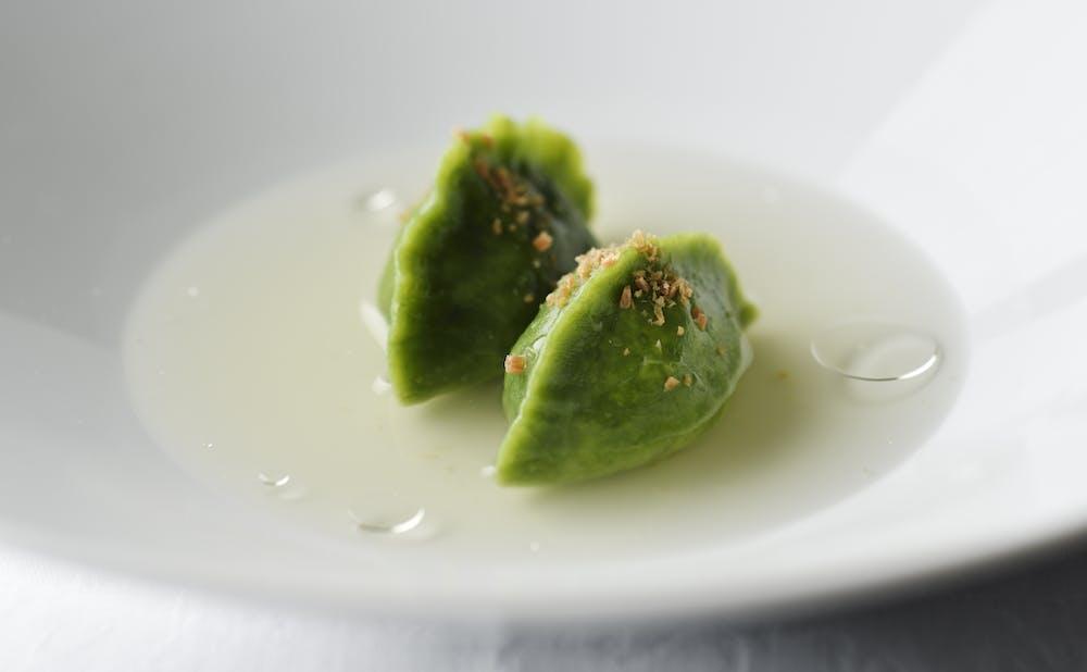 「赤坂 桃の木」の料理