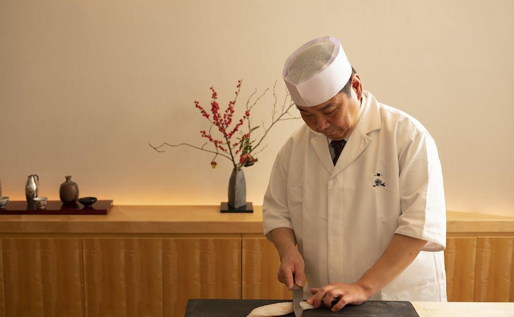 小熊の料理長・小岩浩高氏