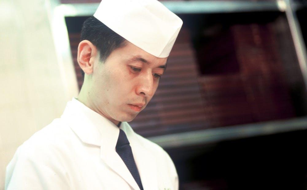京料理 木乃婦の三代目主人・高橋拓児氏