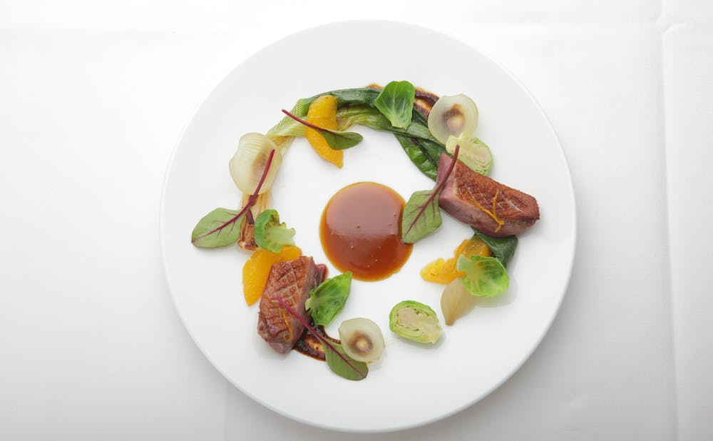 「Difference」の料理