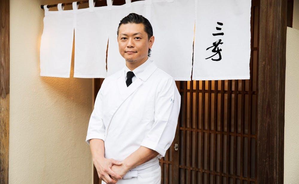 「にくの匠 三芳」伊藤力氏インタビュー。肉の旨味を最大限に引き出すこだわりから、唯一無二の包丁製作へ